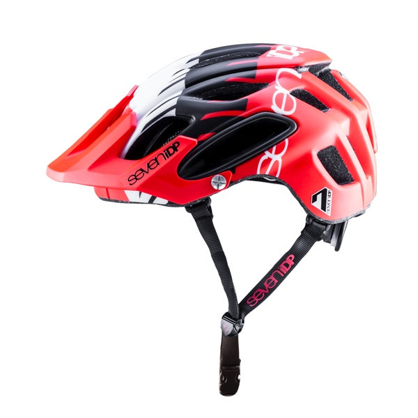 7iDP Helmet M2 Tactic Matte RED/WHITE/BLACK XS/S