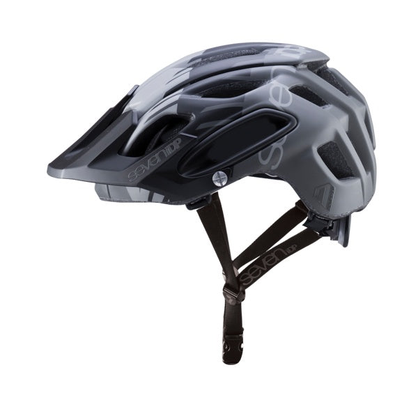 7IDP M2 HELMET TACTIC BLACK/GRAPHITE XL/XXL