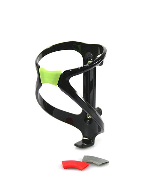 IRZMAN BOTTLE CAGE 24G BLACK