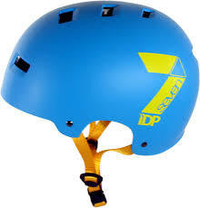 7IDP M3 DIRT LID BLUE/YELLOW L/XL - Bike technics