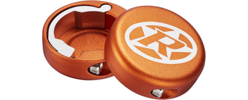 Reverse Grip End-Cap Lock-On ORANGE