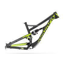 DEVINCI SPARTAN CARBON 2016 GREEN S - Bike technics