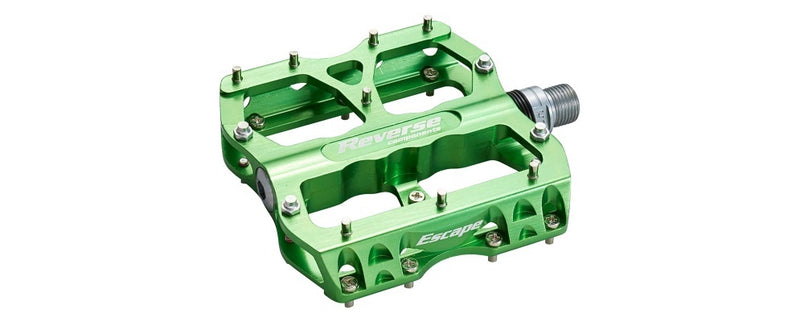 Reverse Pedal Escape LIGHT-GREEN