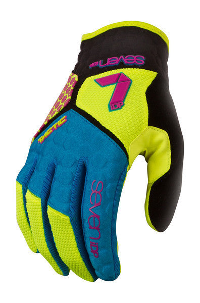 7IDP TACTIC GLOVE CMYK SIZE S - Bike technics