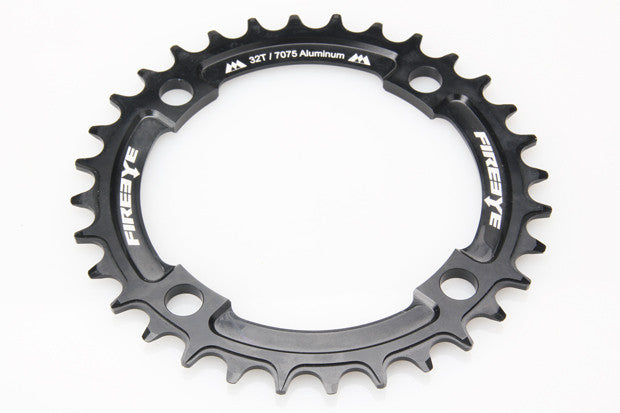 FIREEYE FE N-W CHAIN RING 32T BLACK - Bike technics