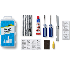 Tubeless Repair Kit for External Use - Bike technics