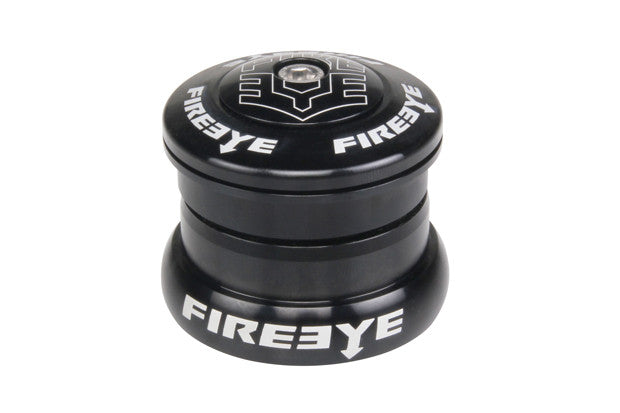 FIREEYE IRIS-A15 HEADSET 49.6/49.6MM BLACK - Bike technics