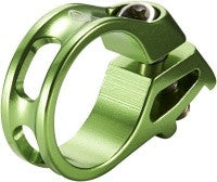 REVERSE TRIGGER CLAMP FOR SRAM LIGHT GREEN - Bike technics