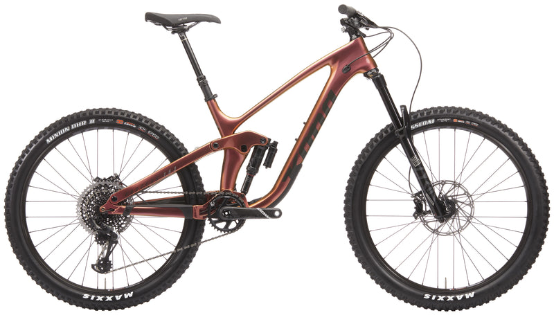 "KONA Process 153 CR/DL 27.5"" 2020 Mountain Bike"