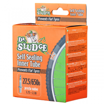 "Dr Sludge 27.5"" Presta Puncture Protection Inner Tube - Bike technics"