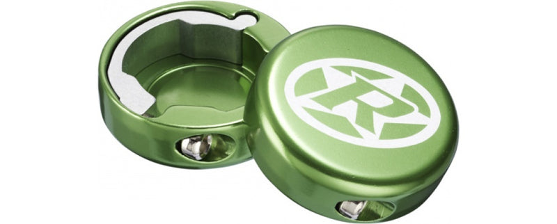 Reverse Grip End-Cap Lock-On LIGHT GREEN