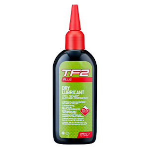 TF2 Plus Dry Lubricant with Teflon™ (125ml) - Bike technics