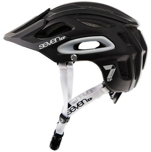 7IDP M2 MATT BLACK MATT WHITE XS/S - Bike technics