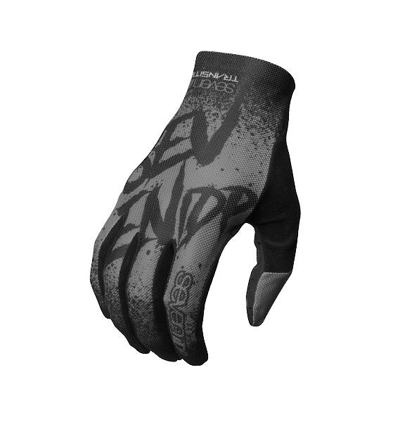 7IDP Transition Glove Gradient GRAPHITE/BLACK LARGE