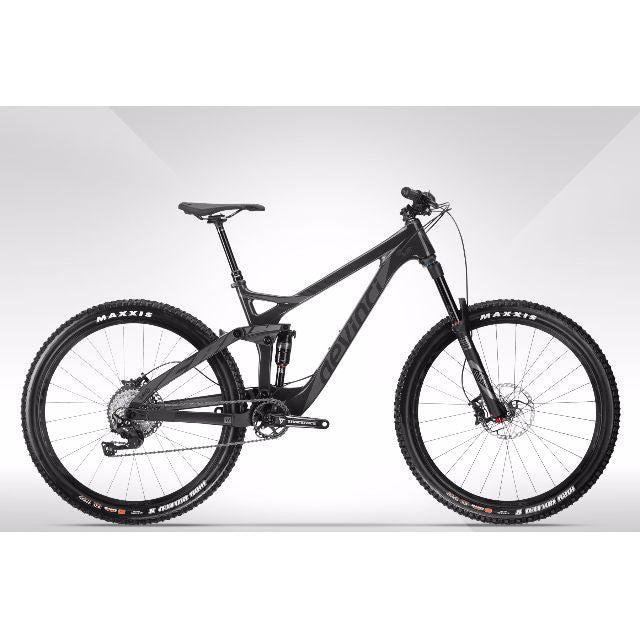 DEVINCI ALL-MOUNTAIN MOUNTAIN BIKE (MTB) - TROY CARBON SLX/ XT - Bike technics