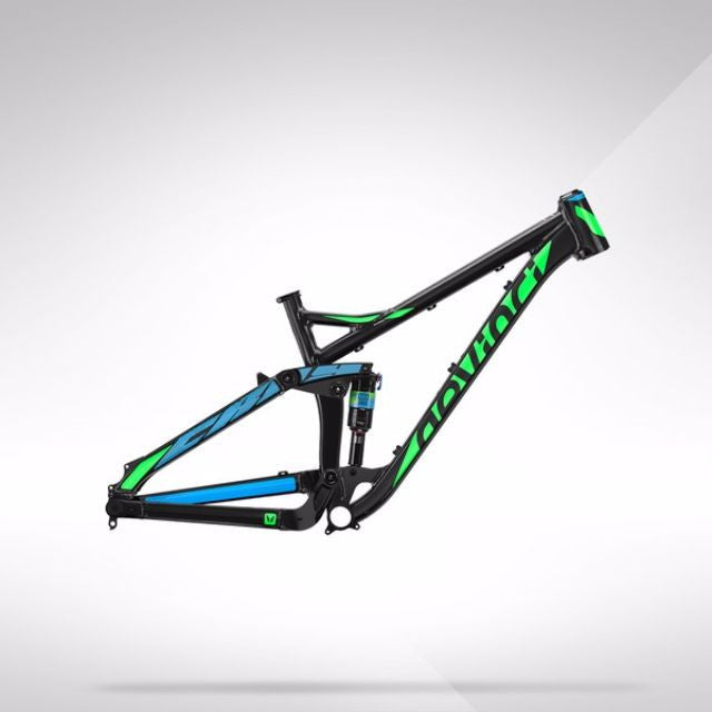 DEVINCI ALL-MOUNTAIN, MOUNTAIN BIKE (MTB) - TROY - Bike technics