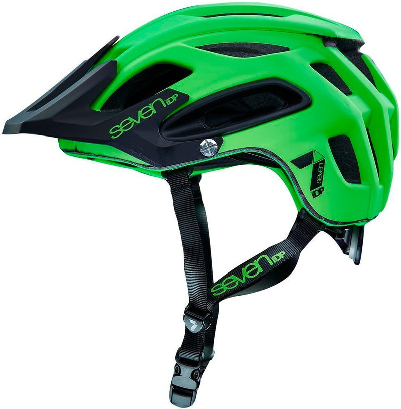 7IDP M2 NEON LIME MATT BLACK M/L - Bike technics