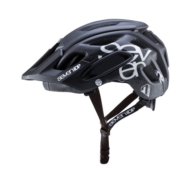 7IDP M2 HELMET GRADIENT BLACK/WHITE XL/XXL