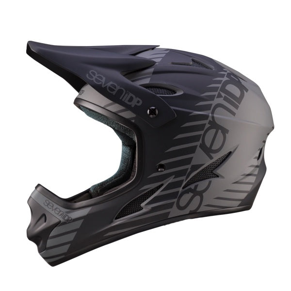 7IDP M1 HELMET TACTIC MATT BLACK/GRAPHITE XL ( 60-61CM )