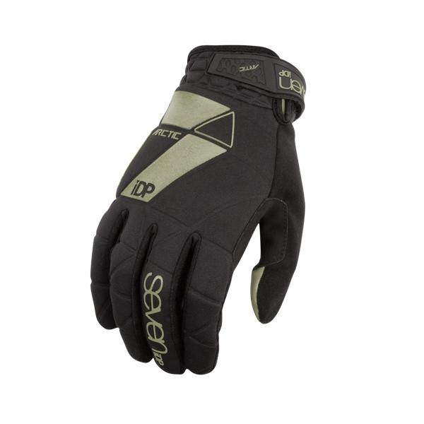 7IDP ARCTIC GLOVE BLACK/GRAPHITE S - Bike technics