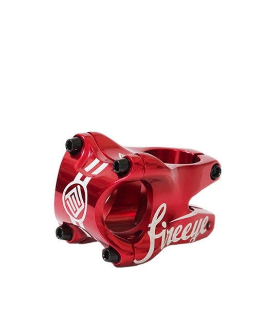 FIREEYE TALON FG STEM 31.8 35MM RED - Bike technics