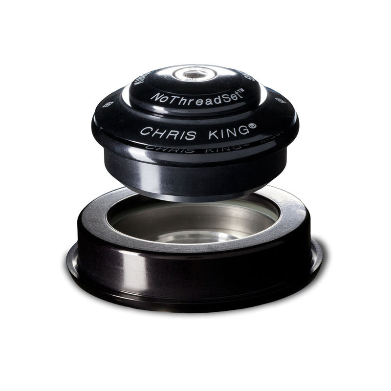 CHRIS KING HEADSET 1-1/8 1.5GL TAPERED BLACK FB0054 - Bike technics