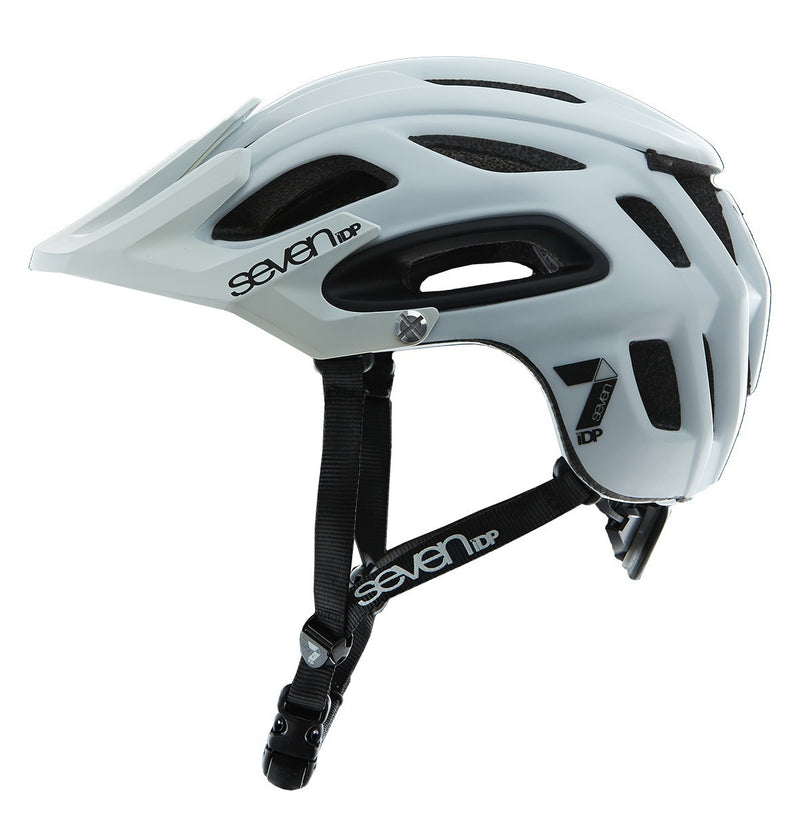 7IDP M2 MATT WHITE MATT BLACK XL/XXL - Bike technics