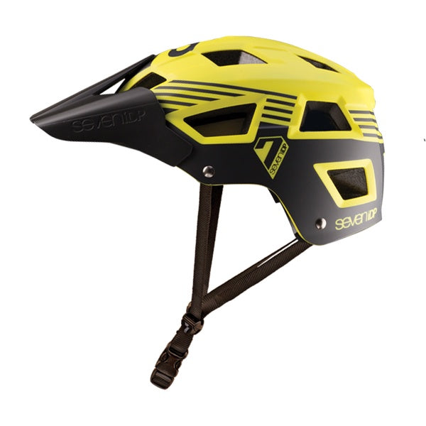 7iDP Helmet M5 MATTE YELLOW/BLACK L/XL