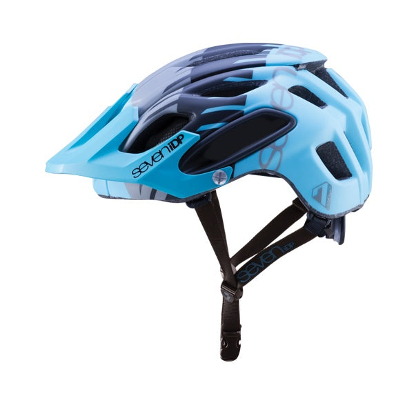 7iDP Helmet M2 Tactic Matte TEAL/GREY/BLACK XS/S