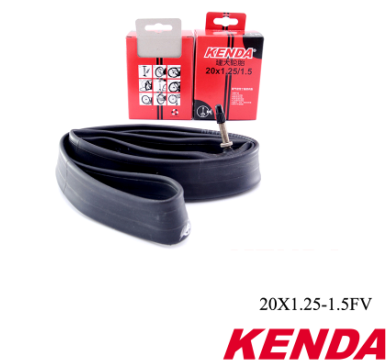 KENDA INNER TUBE 20X1.25/1.5 FV - Bike technics