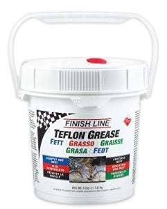 FINISHLINE 4LB TUB TEFLON GREASE