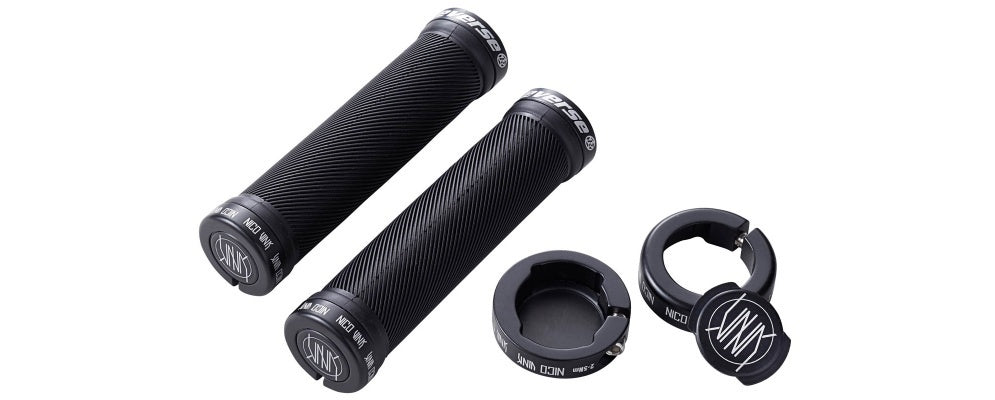 Reverse Grip Nico Vink Series 30mm BLACK/BLACK