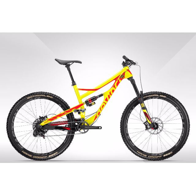 DEVINCI ENDURO MOUNTAIN BIKE (MTB) - SPARTAN CARBON GX - Bike technics