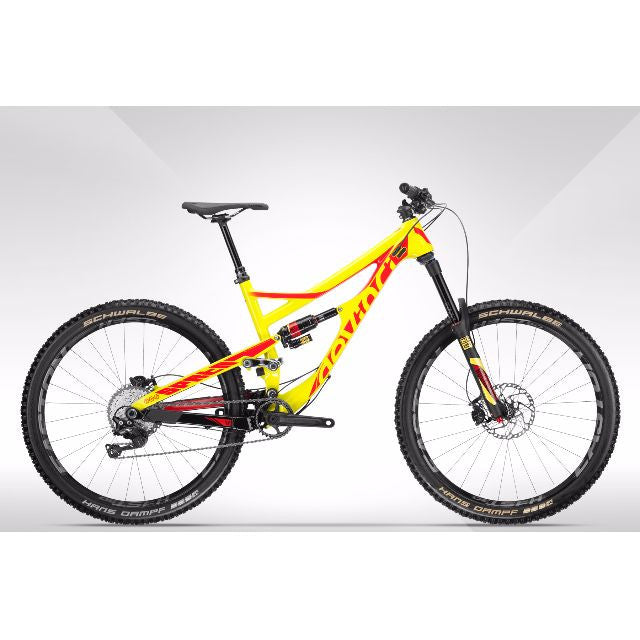 DEVINCI ENDURO MOUNTAIN BIKE (MTB) - SPARTAN CARBON SLX/ XT - Bike technics