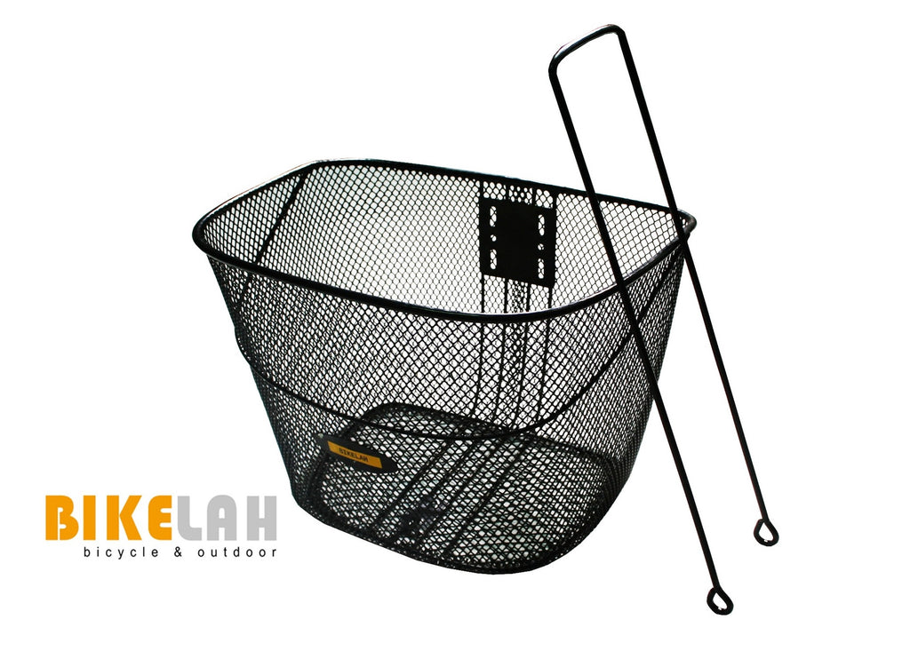 BASKET SQUARE HT-010 35X26X26