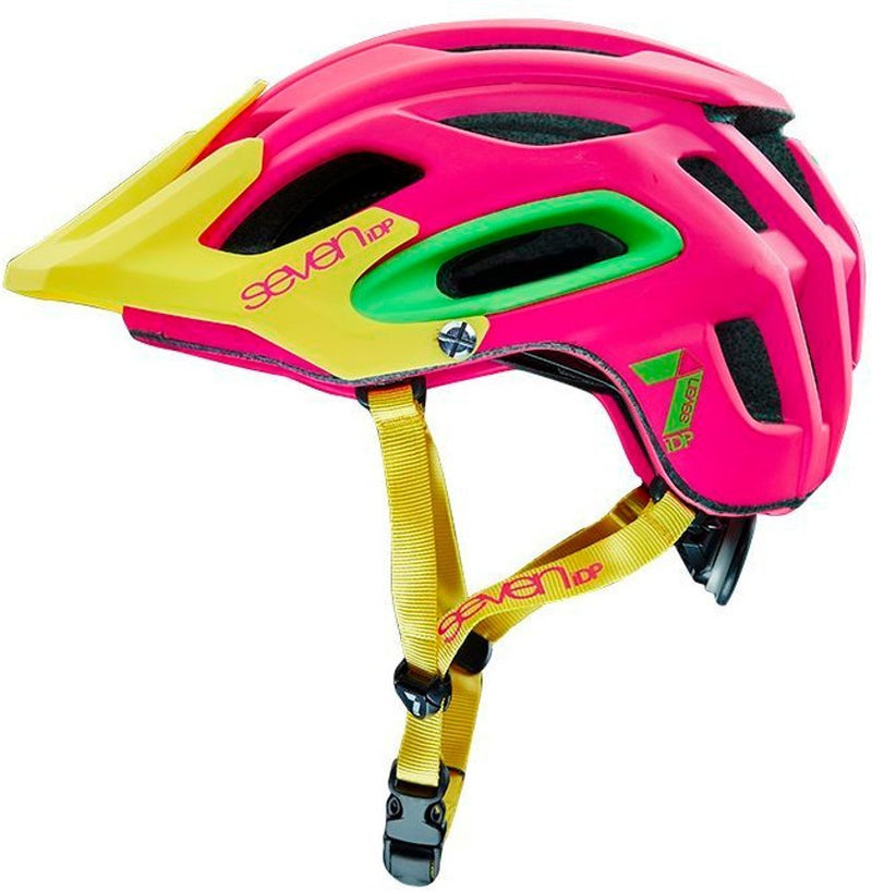 7IDP M2 MATT NEON PINK XL/XXL - Bike technics