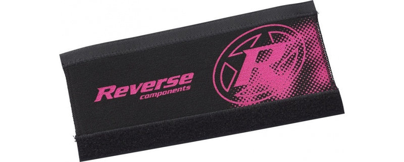Reverse Chain Stay Cover BLACK/CANDY