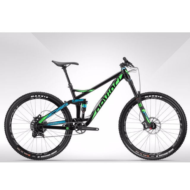 DEVINCI ALL MOUNTAIN, MOUNTAIN BIKE (MTB) - TROY GX - Bike technics