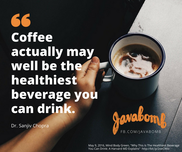 Why This Is The Healthiest Beverage You Can Drink: A Harvard MD Explains