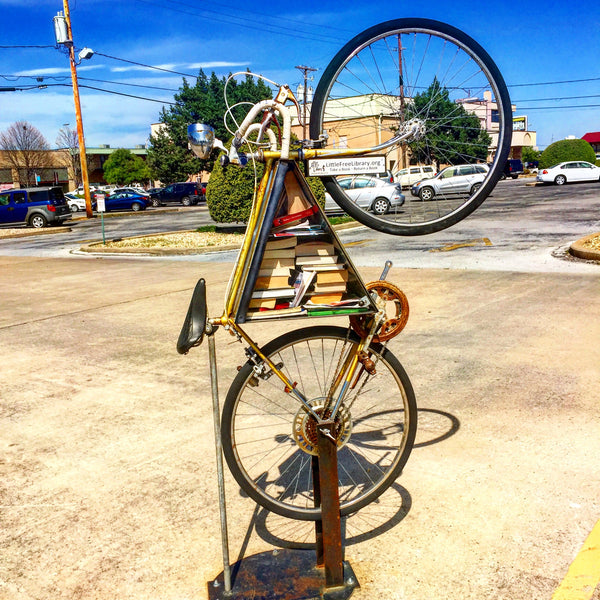 The Ride from my Apartment to Bentonville Square and Back.  Why?.....Read on....