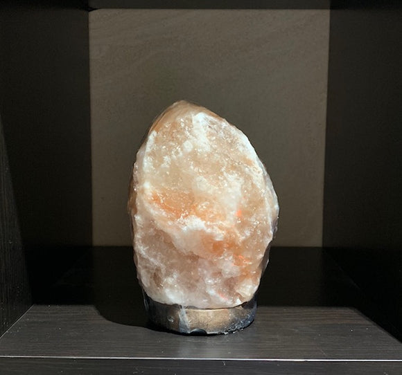 Himalayan Salt Lamp - Natural Shape (2-3 kg) AUSTRALIA ONLY
