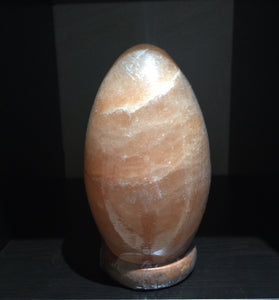 Himalayan Salt Lamp - Egg Shape (2-3 kg) AUSTRALIA ONLY