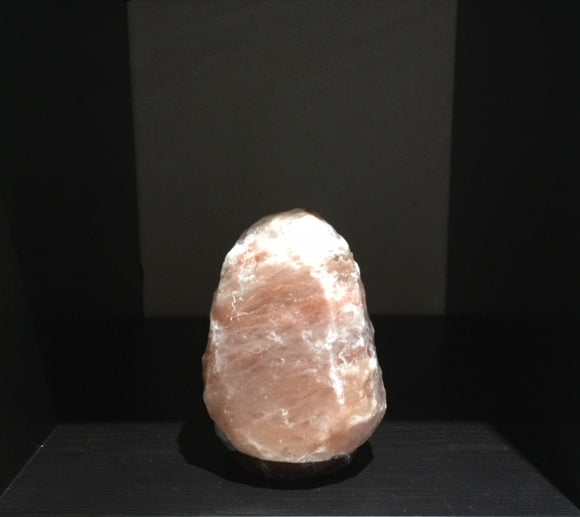 Himalayan Salt Lamp - Natural Shape (1-2 kg) AUSTRALIA ONLY