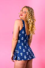 The Sailor Girl Swimdress