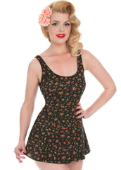 Retro Style Swimdress UK