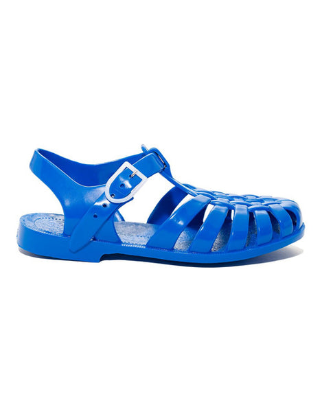 French Jelly Shoes - Royal Blue