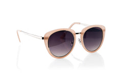 Retro inspired Rose Pink Sunglasses