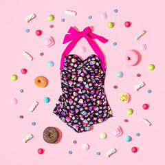 The Cupcake Retro Swimsuit