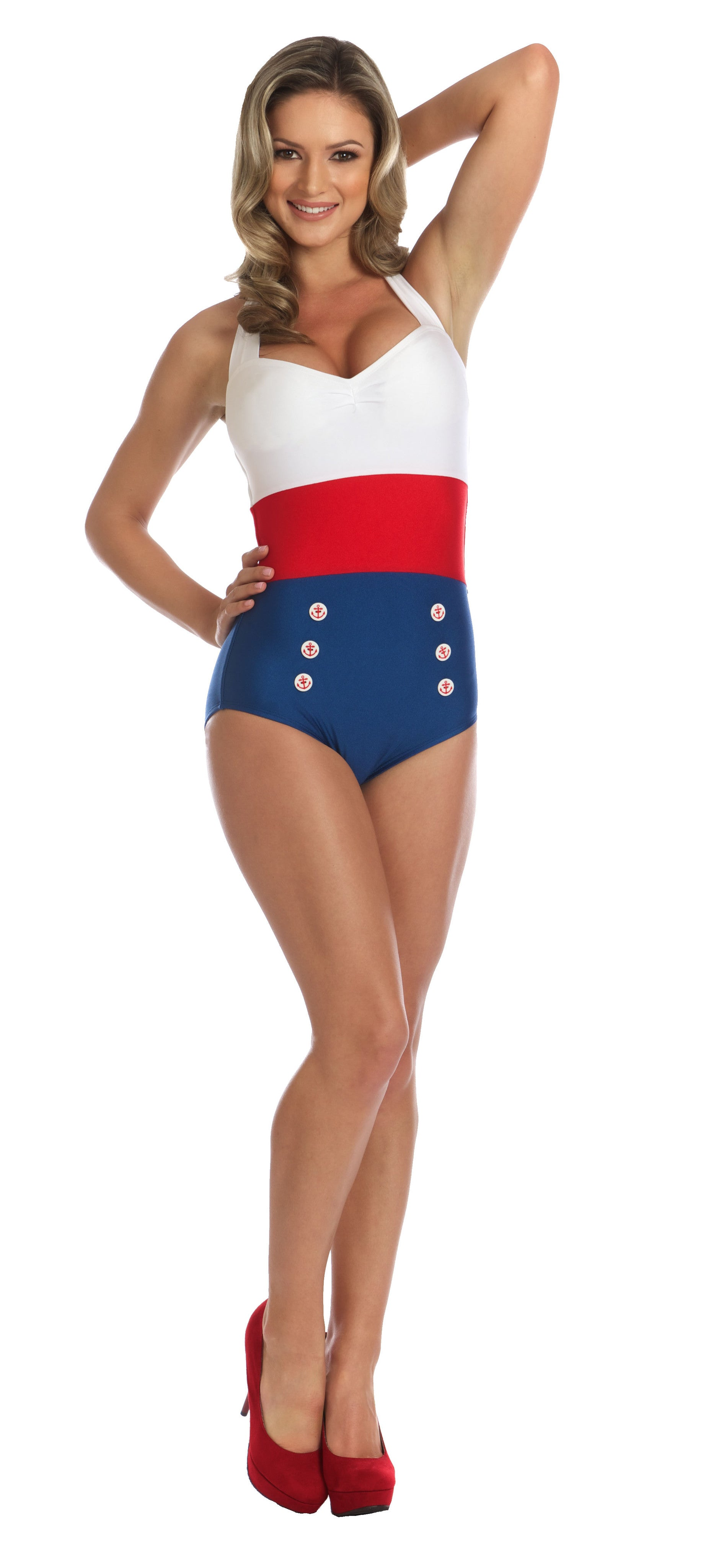 77f243701bf The Sailor Sami Swimsuit