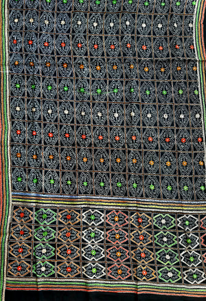 KANTHA COTTON DUPATTA
